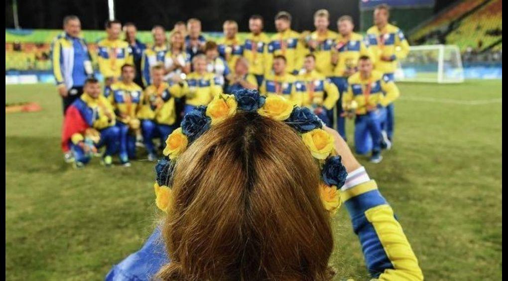Переможне повернення: паралімпійська збірна повернулась до України
