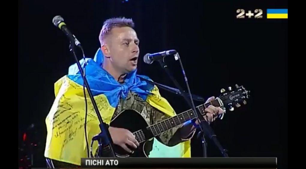 Музика війни: у Києві відбувся концерт бійців АТО