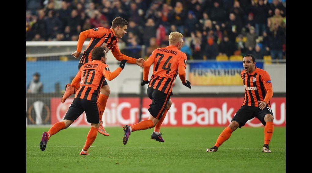 """Найбільша перемога """"гірників"""": Шахтар – Гент 5:0"""