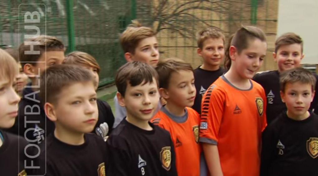 FootballHub та Андрій Ярмоленко шукають юних футболістів для першої дитячої прес-конференції