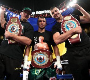 Тріо переможців: як українські боксери вибороли перемогу в США