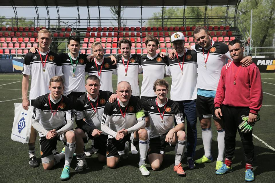 Перший футбольний турнір Профутбол пройшов у Києві