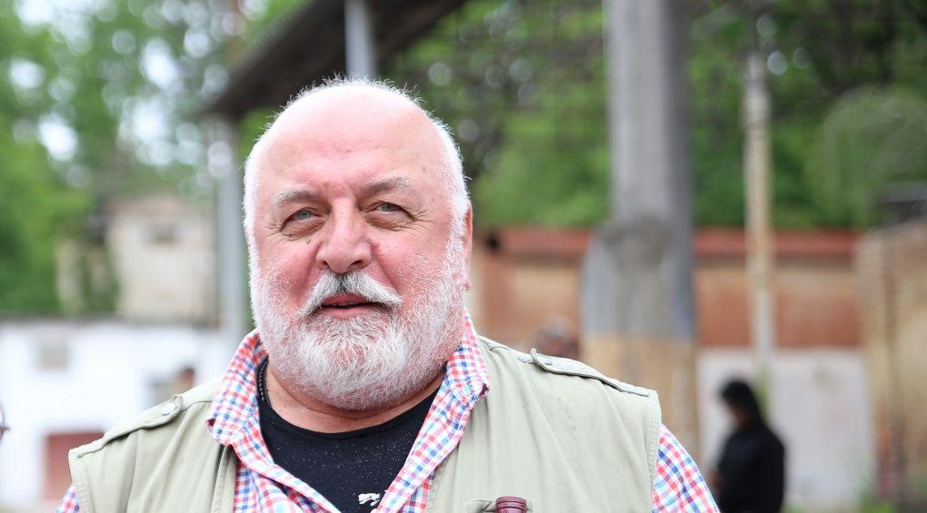 """Вано Янтбелідзе: """"Відчуваю, що Биков дав благословення на роль у """"Гвардії"""""""