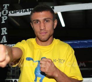 Василь Ломаченко привітав національну збірну з боксу