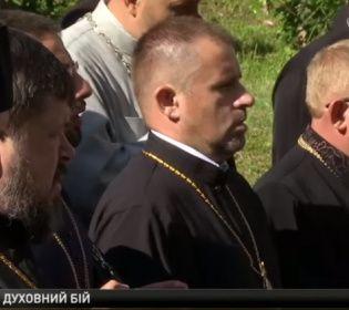 Духовні воїни: священиків запросили на службу до лав Нацгвардії