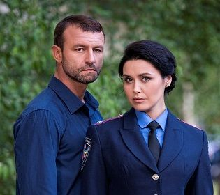 Телеведуча Людмила Барбір знялась у серіалі Ментівські війни. Київ