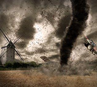 Витівки торнадо