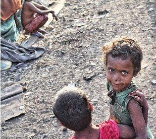 11% людей на планеті страждають від голоду