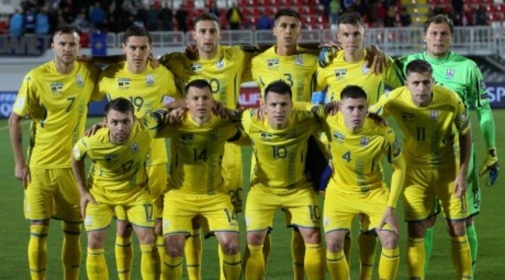 Україна проведе товариську гру проти збірної Словаччини