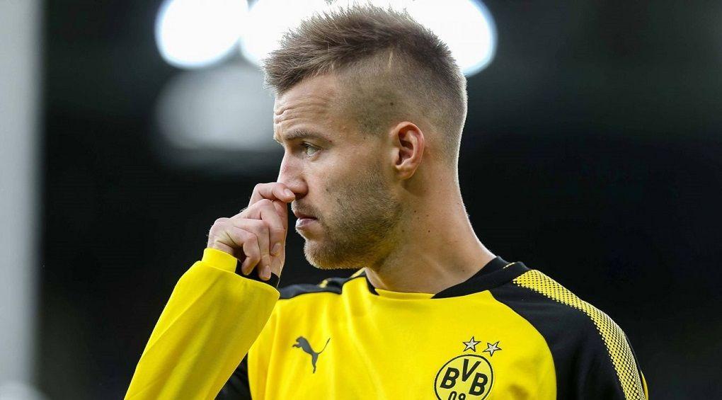 Ярмоленко – у топ-20 найдорожчих футболістів Бундесліги