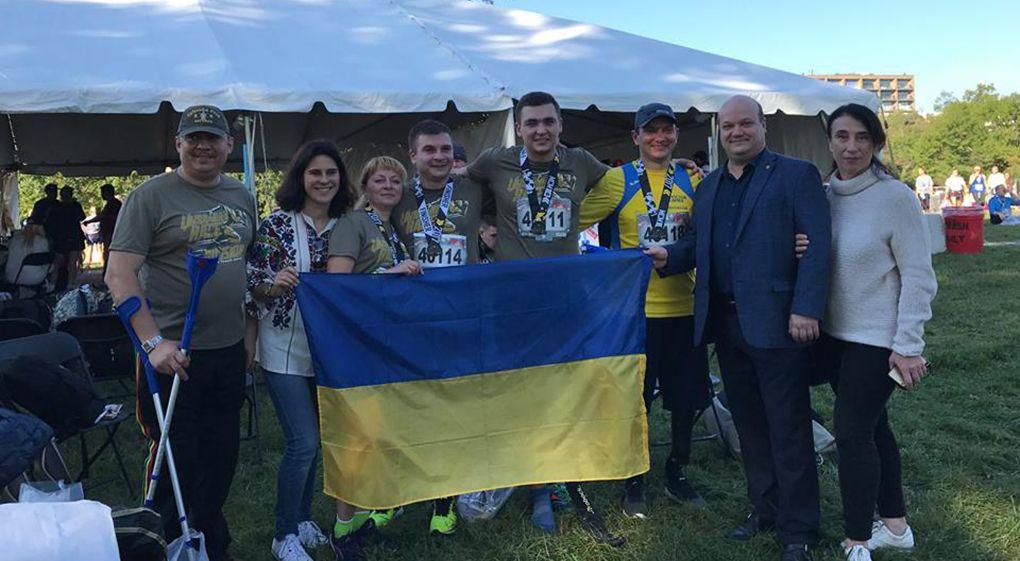 Українці завоювали десять медалей на Марафоні Морської піхоти