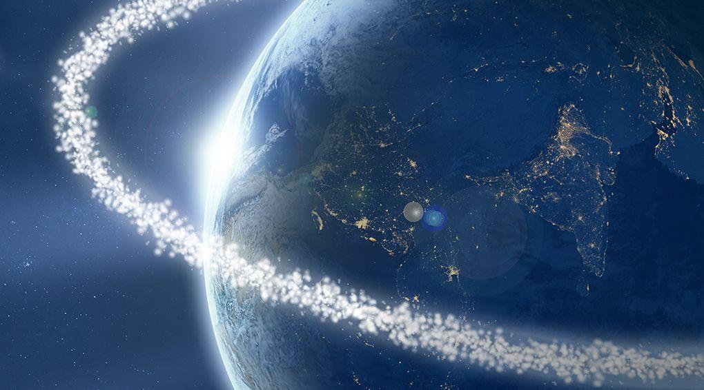 Хто насмітив у космосі найбільше?