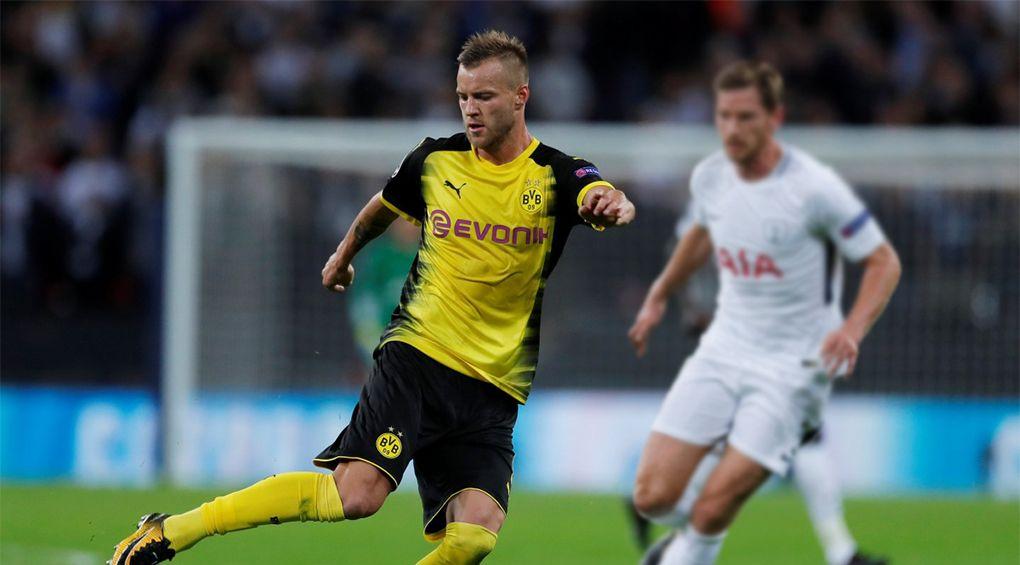 Андрій Ярмоленко забив перший гол в Кубку Німеччини