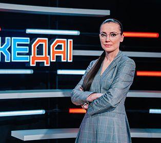 """Катерина Нестеренко примчала в студію """"ДжеДАІ"""" на своєму авто з Сицилії"""