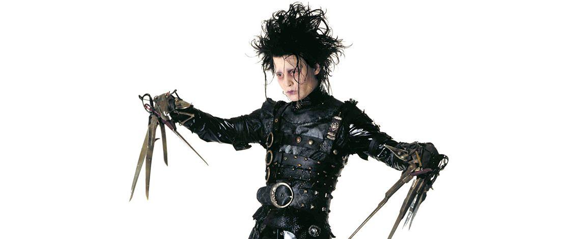 Едвард руки-ножиці