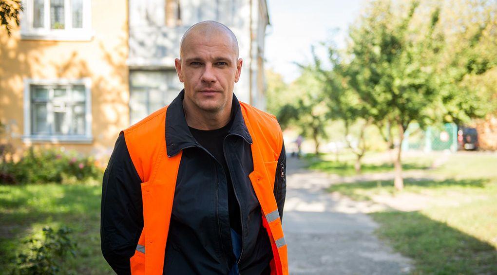 Павло Вишняков: