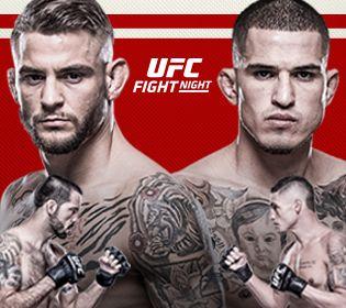 На 2+2 вечір UFC Fight Night 120 наживо