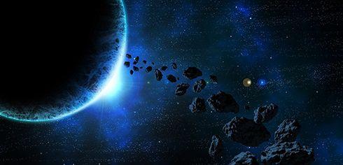 Допоможіть NASA назвати астероїд