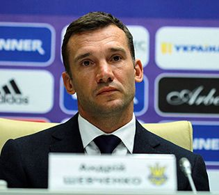 Андрія Шевченка похвалили за невихід збірної на великий турнір