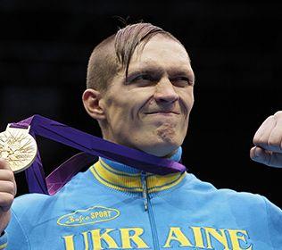 Чому Олександр Усик не став футболістом?