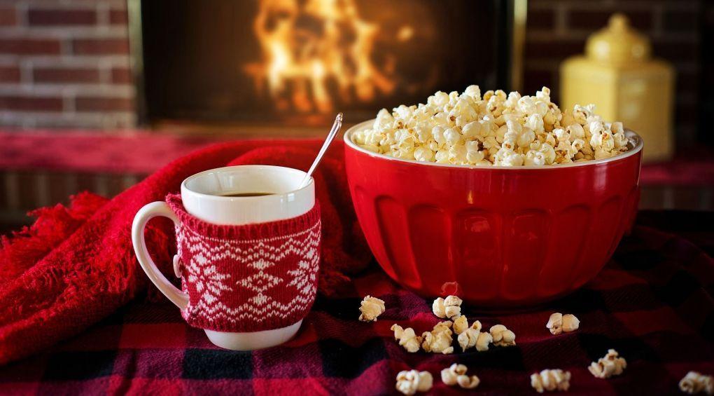 Топ-5 новогодних фильмов для хорошего настроения