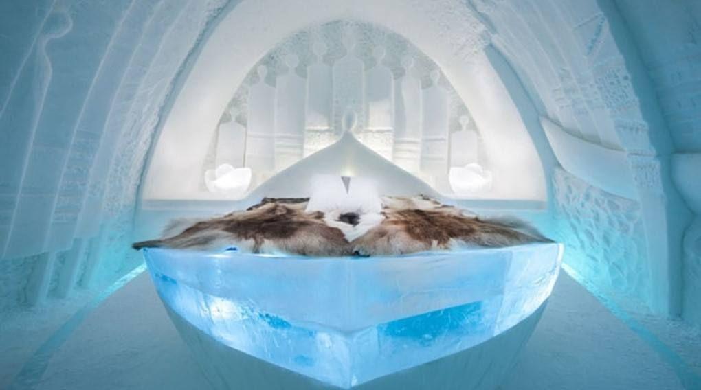 У Лапландії знову відкрився знаменитий готель з льоду (ФОТО)