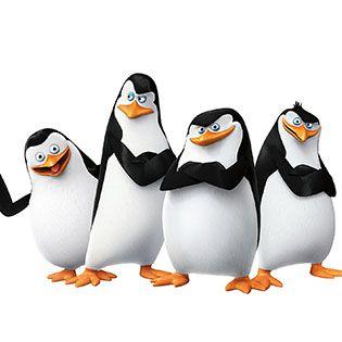ПТ 21:00 — Пінгвіни Мадагаскару