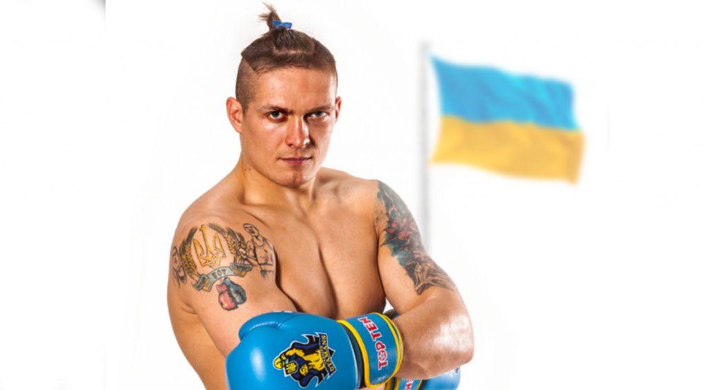 """Олександр Усик прокоментує бій """"Українських отаманів"""" у Всесвітній серії боксу"""