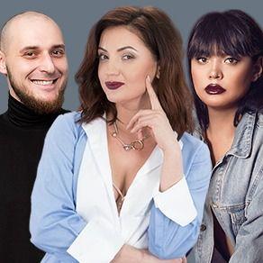 100 в 1. Live: Оля Цибульська, Шер-Марина, Діоніс