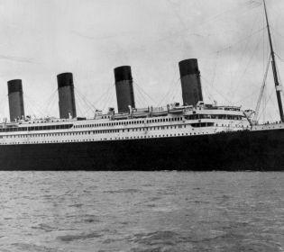 """Дивні і несподівані речі, які були на борту """"Титаніка"""""""