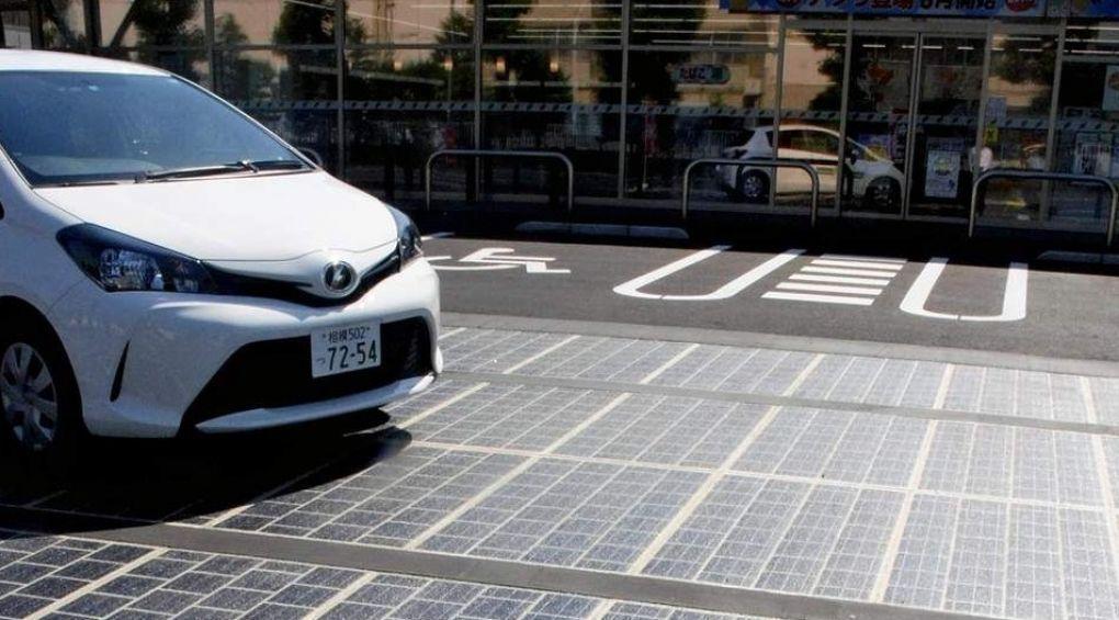 У Токіо будують дороги із сонячними батареями