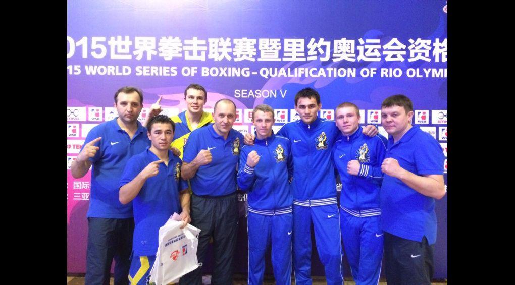 """Вольова перемога """"Українських отаманів"""" у Китаї - ВІДЕО"""