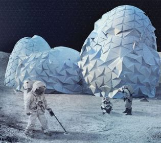 Вчені обрали найкращі проекти колонізації Місяця