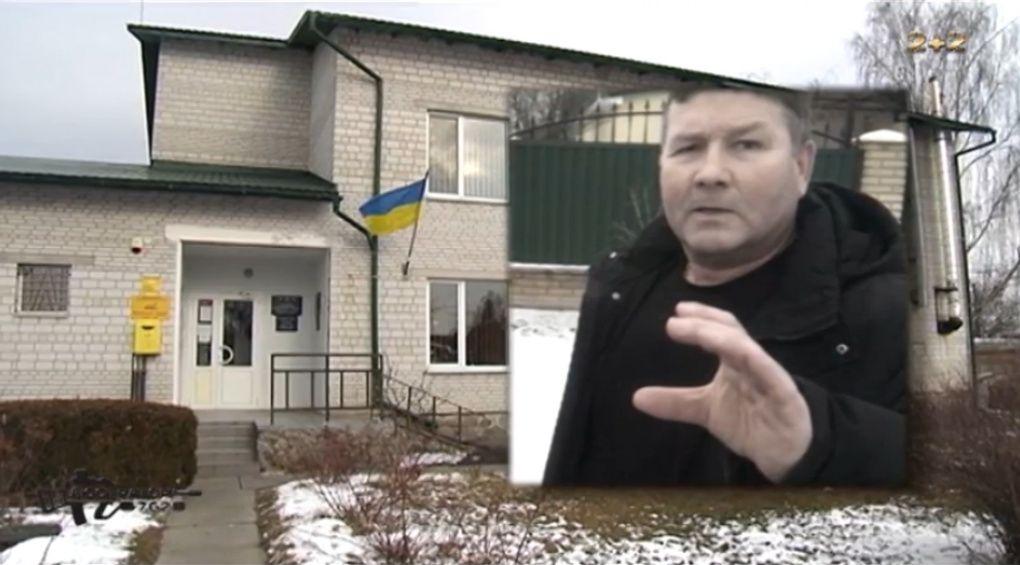 Депутат сільради напав на знімальну групу Люстратора