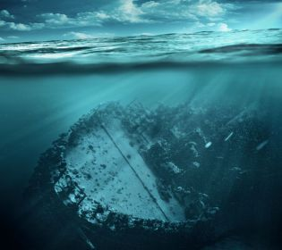 Біля берегів Південної Кореї знайшли затоплений корабель із золотом