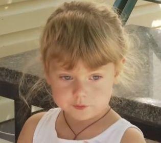 Маленька Арина потребує термінового лікування