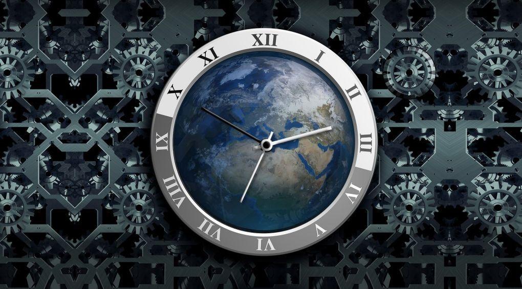Теорія всесвітньої змови годинникарів