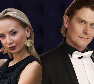 Ведучими скетч-шоу «Він, вона і телевізор» стали Степан Казанін та Ірина Сопонару