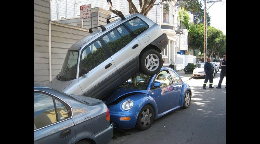 ДжеДАІ розкривають секрети паркування