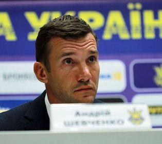 Андрій Шевченко: Якщо ми потрапимо на Чемпіонат Європи – я виконав завдання