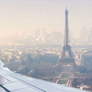 Крылатая маршрутка в Париж