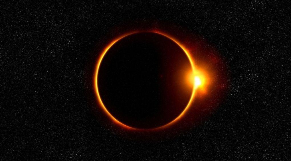 Неймовірне сонячне затемнення зафільмували у NASA