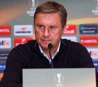 """Хацкевич не планує йти з Динамо: """"Ми продовжуємо будувати команду"""""""