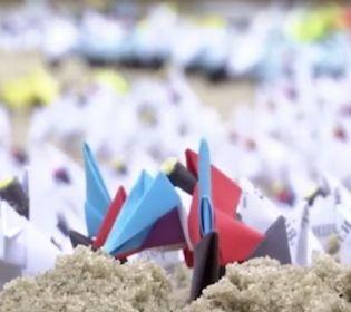 Битва орігамі, пінний вибух у бочці та змагання авіамоделей: у Дніпрі пройшов технофестиваль
