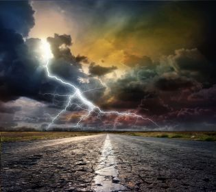 Weather Channel показав найкращі фото погоди