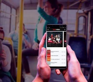 1+1 медіа запустила мобільний додаток для перегляду фільмів та серіалів