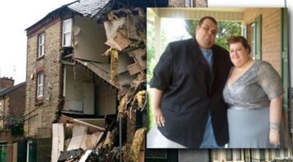 Пара з ожирінням проломила три поверхи під час сексу