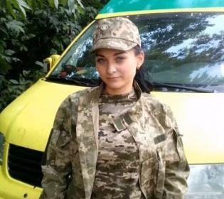 "Медсестра батальйону ""Айдар"" Катерина Стандартюк потребує допомоги"