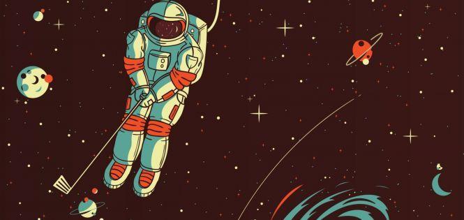 Крихітко, пакуй сумку — ми летимо в космос