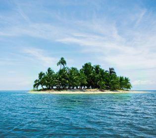 В моду входят передвижные острова